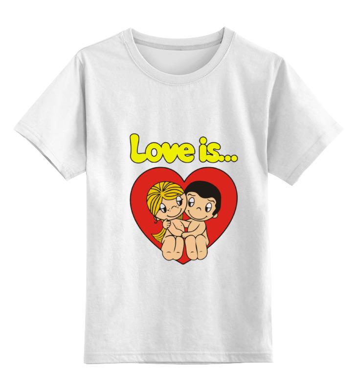 Детская футболка классическая унисекс Printio Без названия детская футболка классическая унисекс printio козел