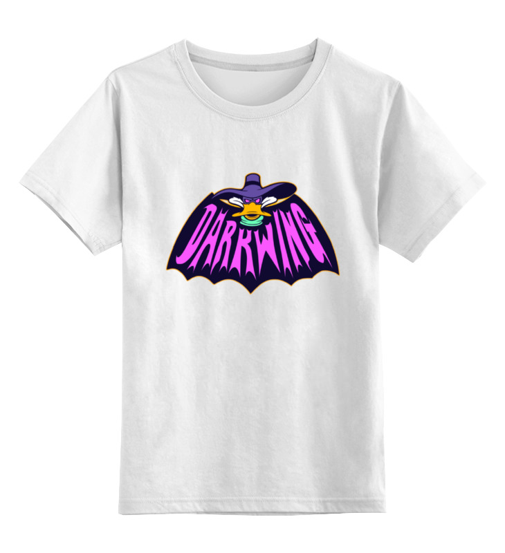 Детская футболка классическая унисекс Printio Черный плащ плащи paxton плащ