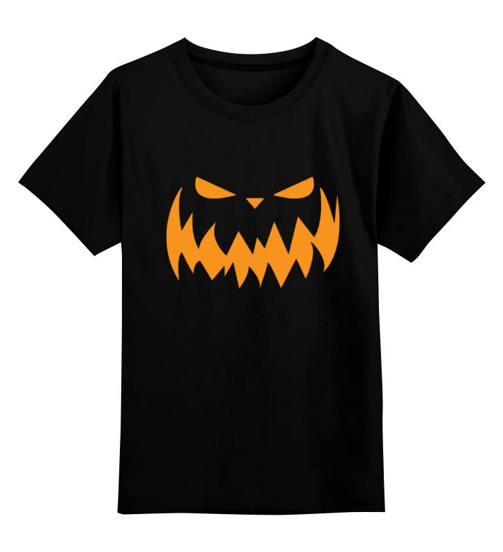 Детская футболка классическая унисекс Printio Тыква детская футболка классическая унисекс printio тыква