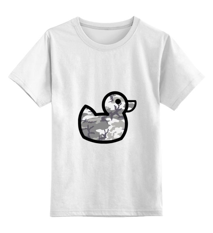 Детская футболка классическая унисекс Printio no kidding! t-shirt tiered flower embroidery t shirt
