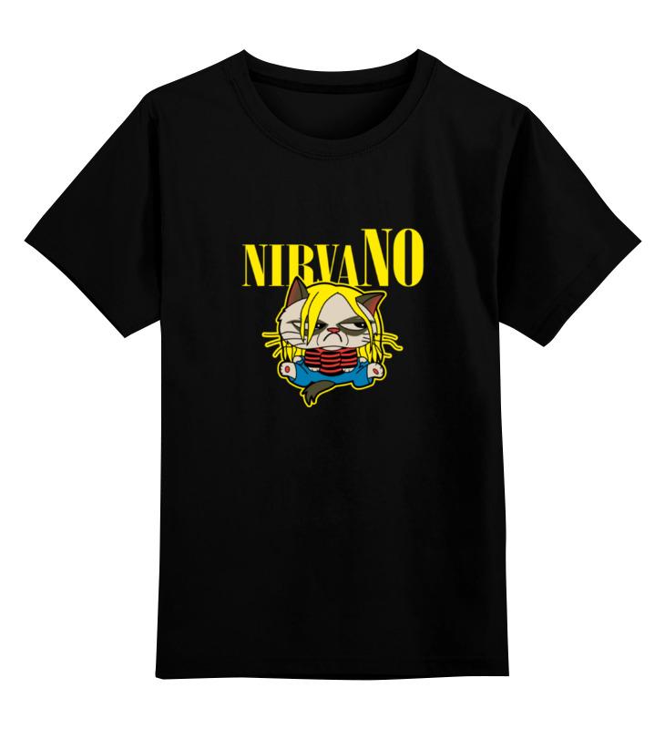 Детская футболка классическая унисекс Printio Курт котбейн штанишки для девочки lucky child цвет кремовый синий 43057 размер 80 86