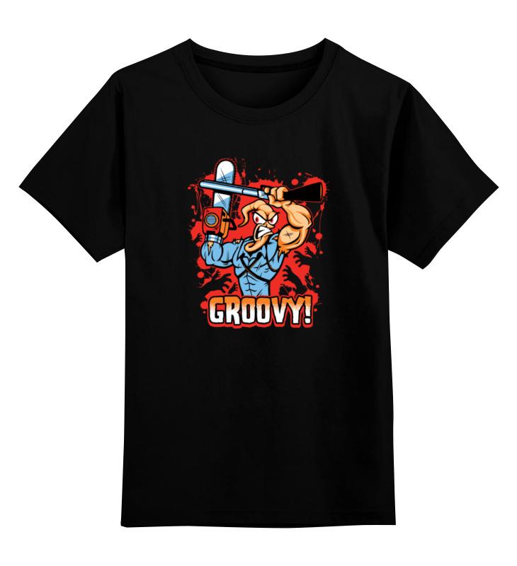 Детская футболка классическая унисекс Printio Червяк джим (earthworm jim) ashilevi jim kehade mets