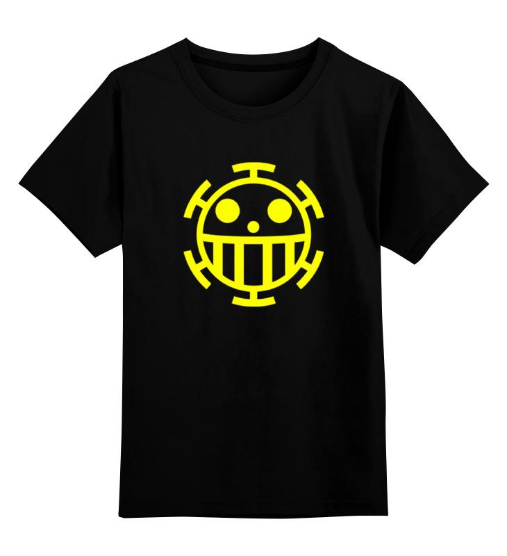 Детская футболка классическая унисекс Printio Соломенная шляпа (большой куш)
