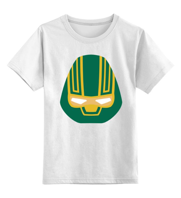 цена на Детская футболка классическая унисекс Printio Пипец (kick-ass)
