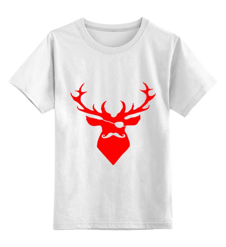 Детская футболка классическая унисекс Printio Ho ho ho... майка print bar keep calm and get your ho ho ho on