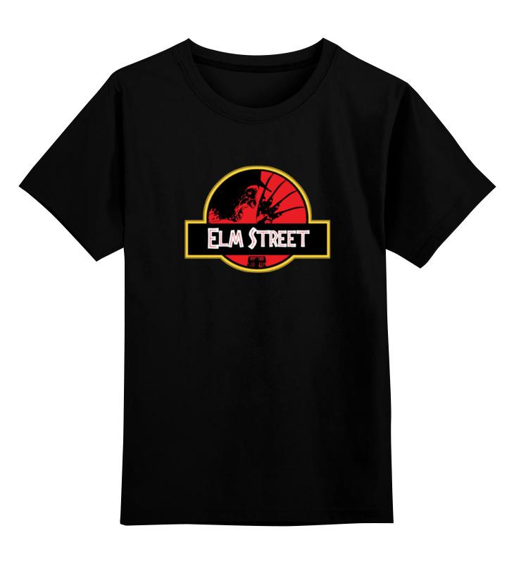 Детская футболка классическая унисекс Printio Парк юрского периода фреди лонгслив printio парк юрского периода фреди