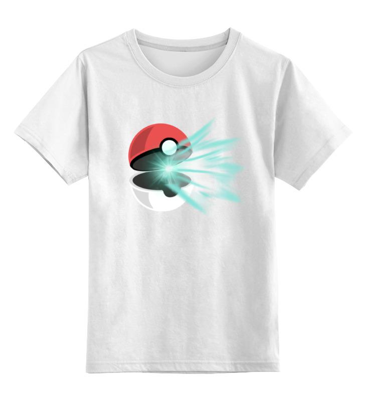 Детская футболка классическая унисекс Printio Любитель покемонов столяр любитель