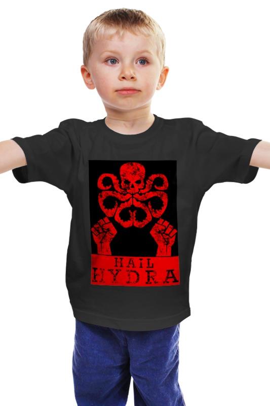 Детская футболка классическая унисекс Printio Hydra arsb детская футболка классическая унисекс printio beyoutiful arsb