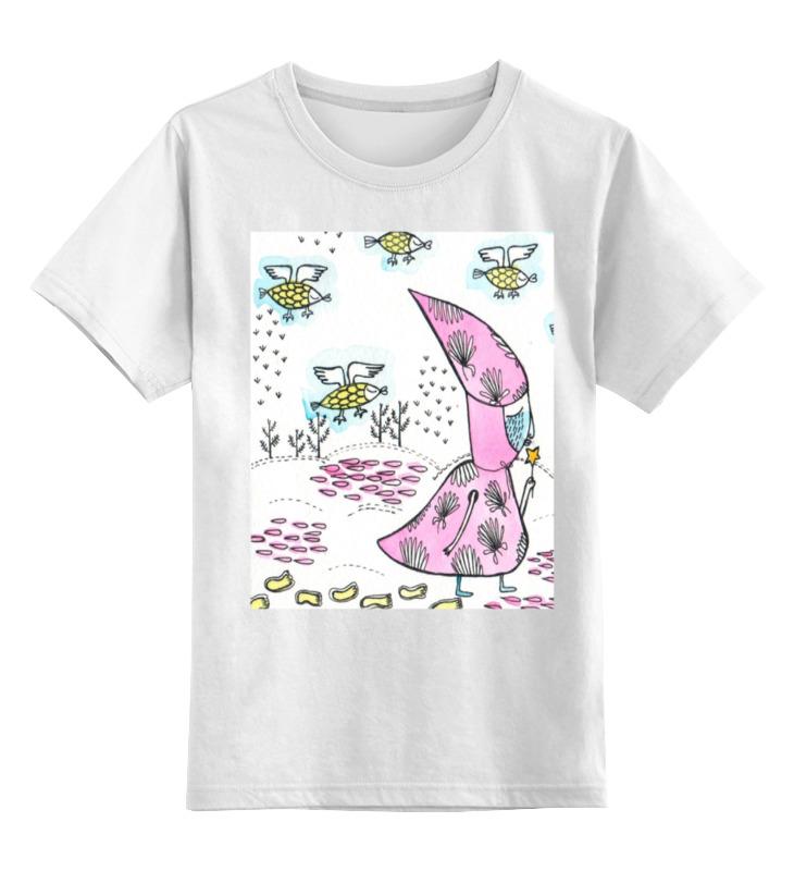 Детская футболка классическая унисекс Printio Good morning майка классическая printio good morning