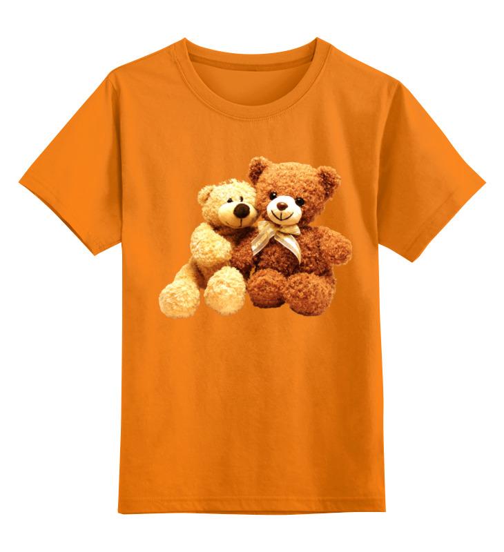 Детская футболка классическая унисекс Printio Любимые мишки .игрушка детства. детская игрушка gudi kase 4soldiers