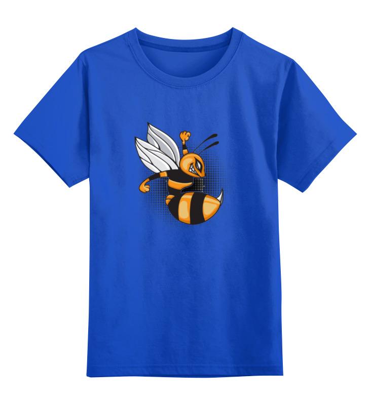 Printio Злая пчела детская футболка классическая унисекс printio злая пчелка