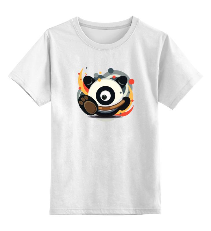 Printio Панда (panda) футболка классическая printio панда panda