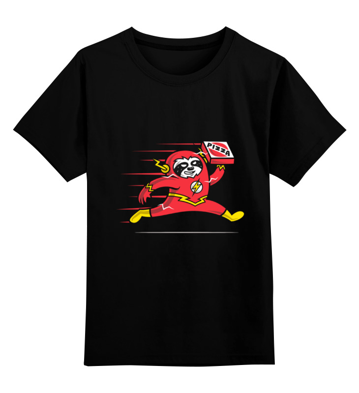 Детская футболка классическая унисекс Printio Флеш (the flash) детская футболка классическая унисекс printio flash
