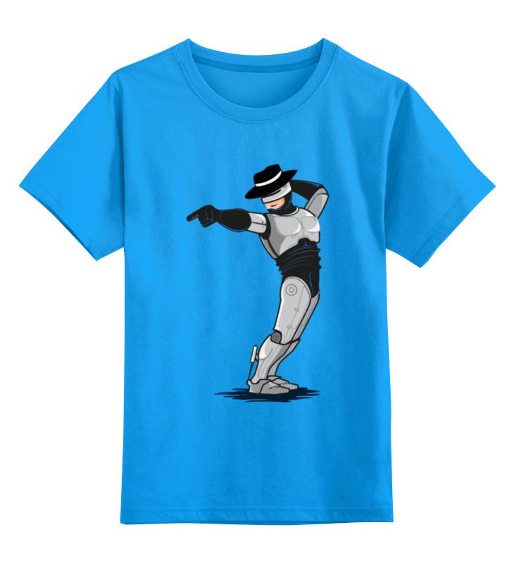 Детская футболка классическая унисекс Printio Robocop x jackson signed tfboys jackson autographed photo 6 inches freeshipping 4 versions 082017 e