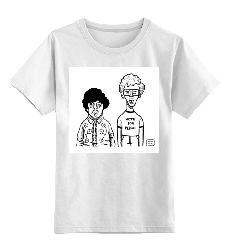 Детская футболка классическая унисекс Printio Napoleon dynamite