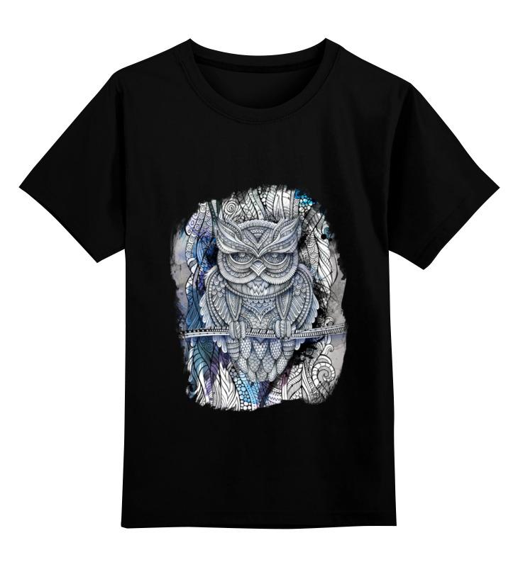 Printio Doodle owl медицина doodle god