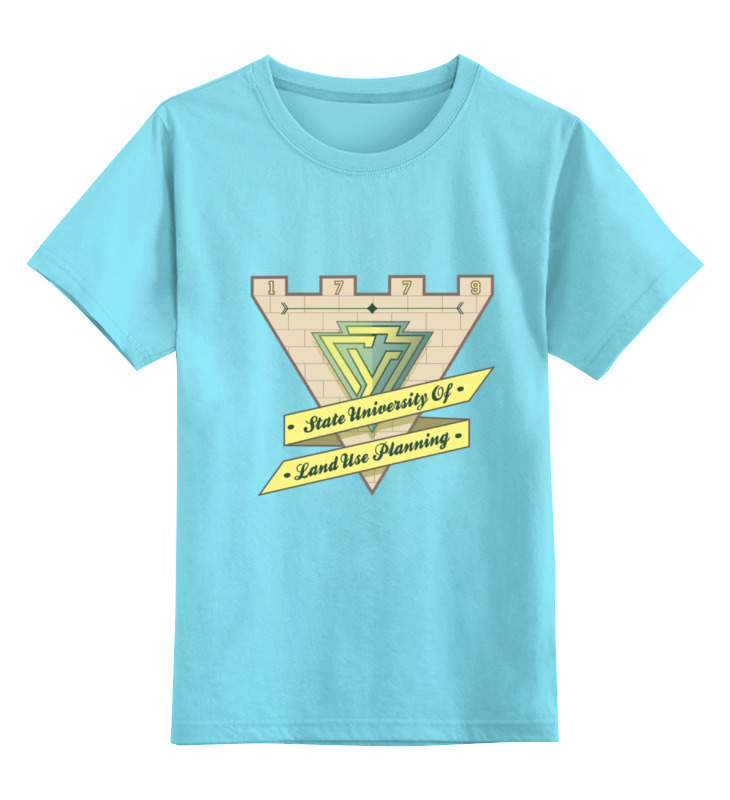 Детская футболка классическая унисекс Printio Мужская гуз футболка мужская abercrombie