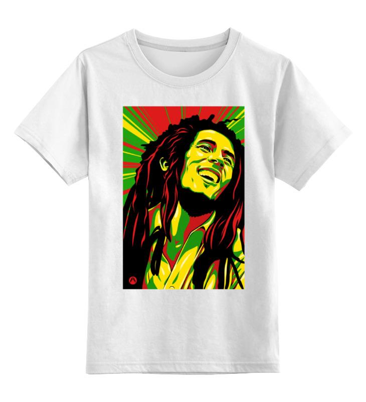 Детская футболка классическая унисекс Printio Боб марлей футболка классическая printio джа джа бинкс
