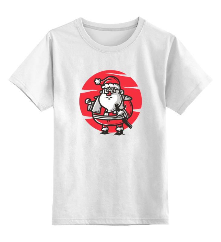 Детская футболка классическая унисекс Printio Дед мороз детская футболка классическая унисекс printio дед мороз