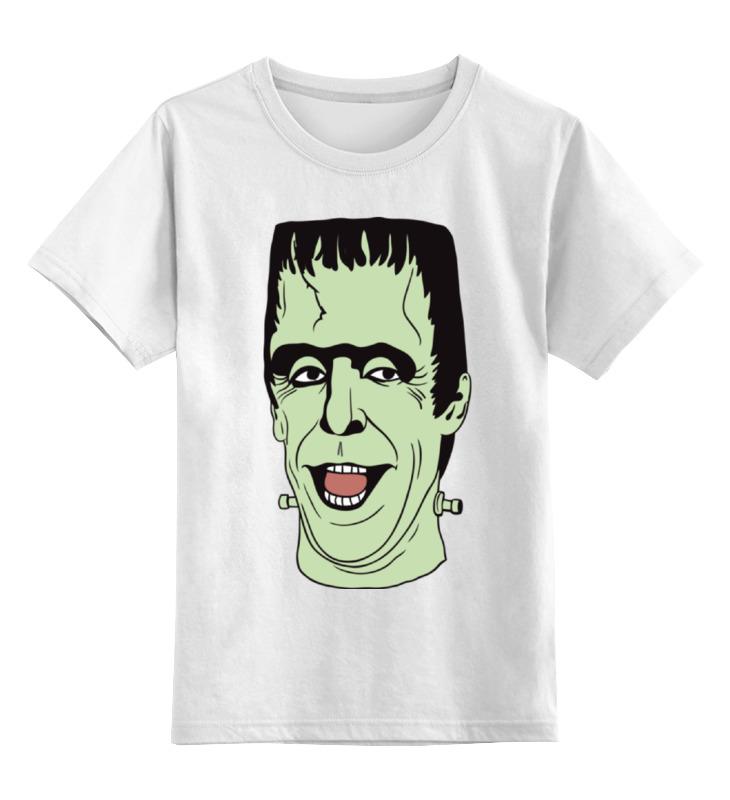 Детская футболка классическая унисекс Printio Франкенштейн детская футболка классическая унисекс printio виктор франкенштейн