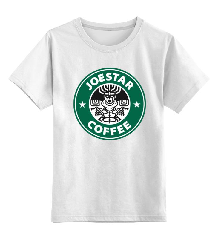 Детская футболка классическая унисекс Printio Невероятные приключения джоджо белкин в невероятные приключения ани и славы