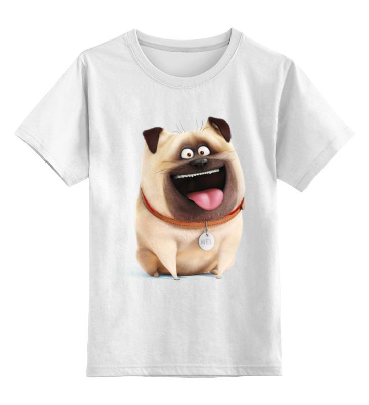 Детская футболка классическая унисекс Printio Мэл (mel) детская футболка классическая унисекс printio тайная жизнь домашних животных