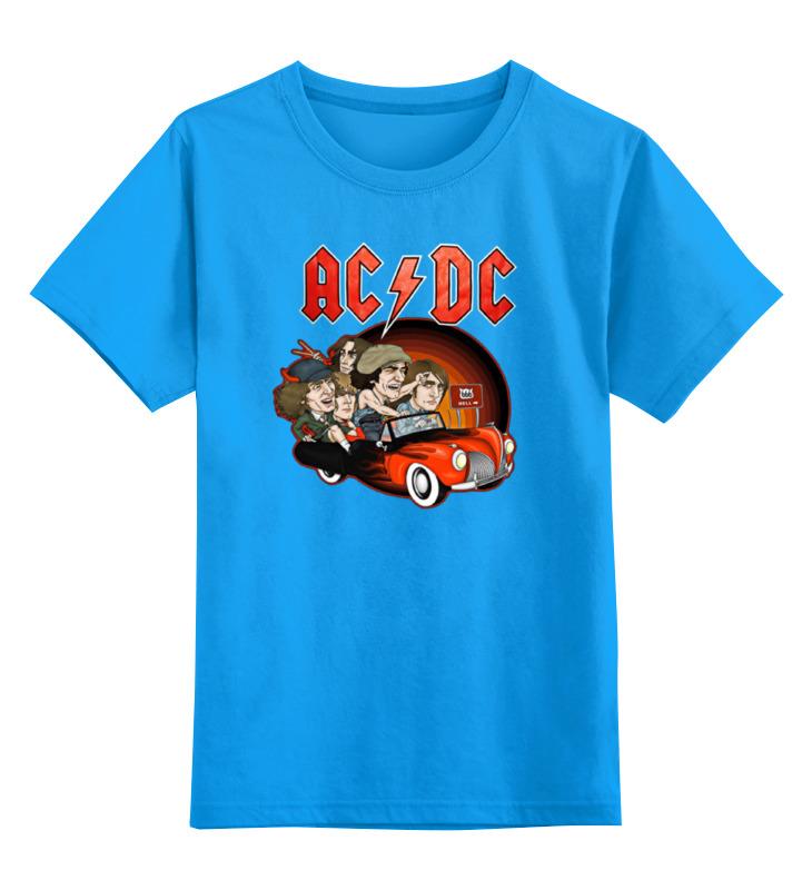 Детская футболка классическая унисекс Printio Ac/dc подушка printio ac dc