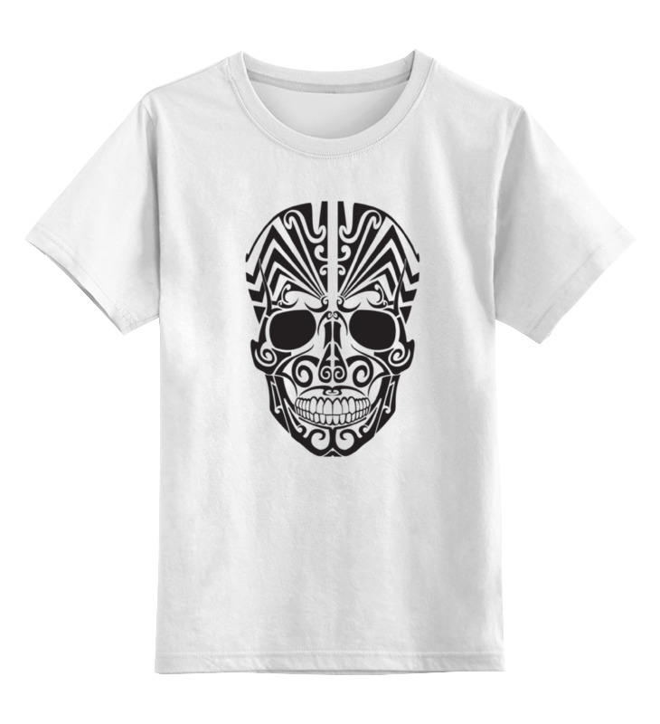 Printio Череп №2 детская футболка классическая унисекс printio dota 2 wind runner miy