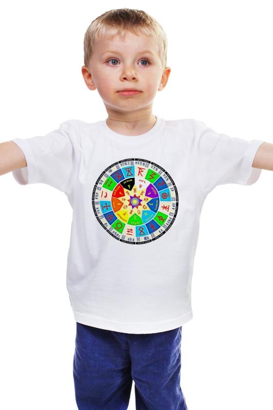 Детская футболка классическая унисекс Printio Коляды дар сумка printio коляды дар