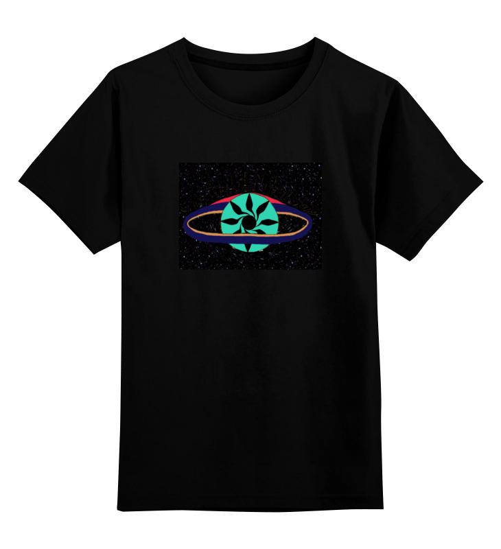 Детская футболка классическая унисекс Printio Всевидящее око вселенной всевидящее око
