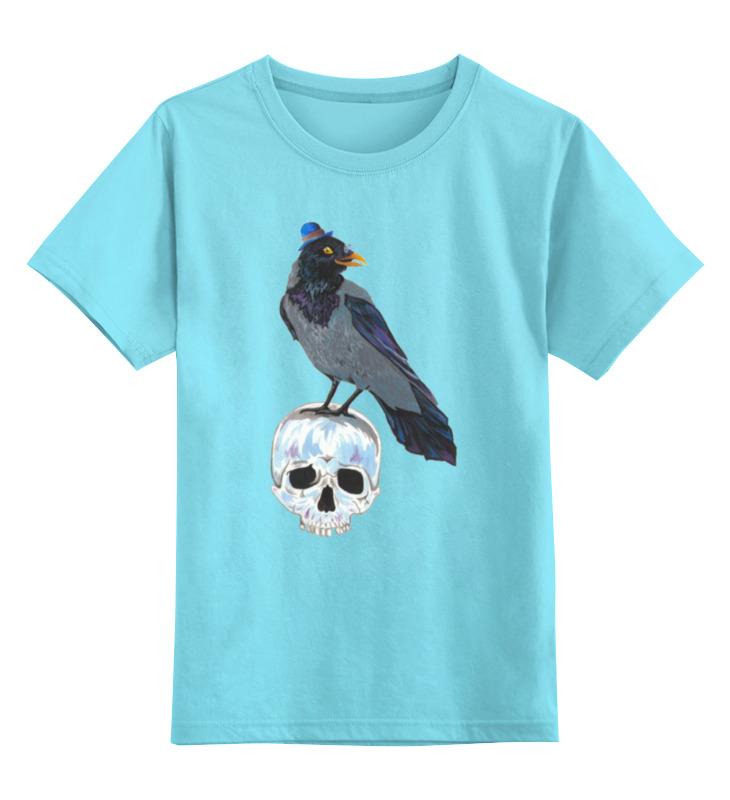 Детская футболка классическая унисекс Printio Гамлет гамлет отомсти