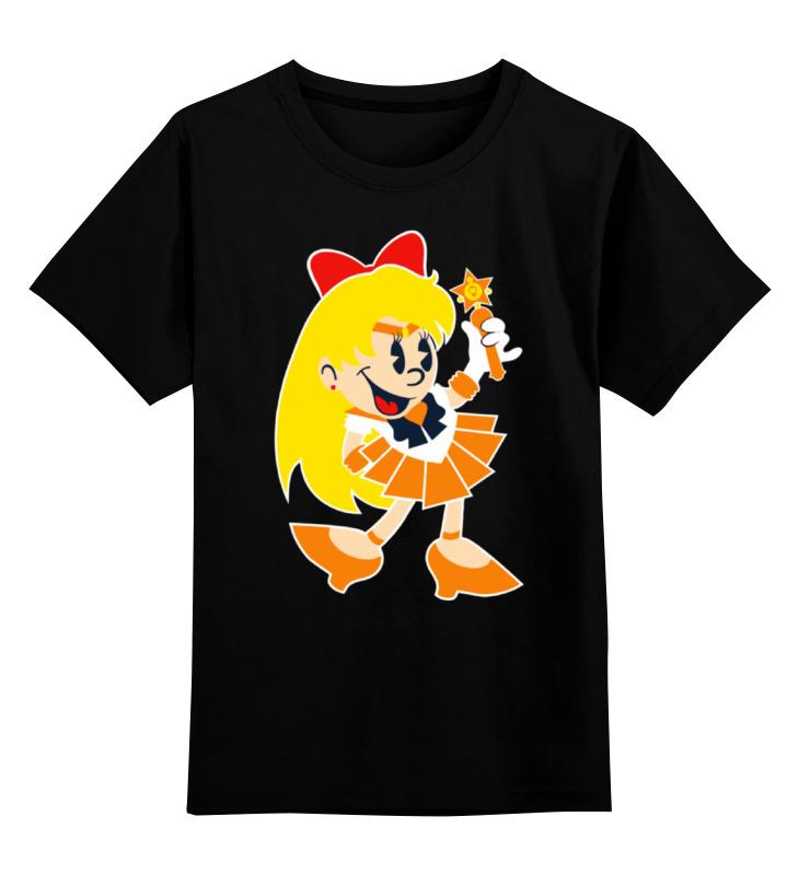 Детская футболка классическая унисекс Printio Сейлор мун майка классическая printio сейлор мун sailor moon