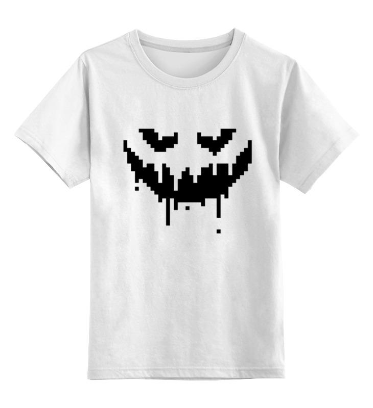 где купить Детская футболка классическая унисекс Printio Монстр (хеллоуин) по лучшей цене