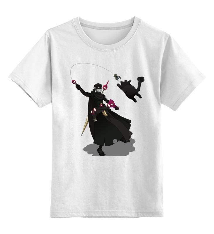 Детская футболка классическая унисекс Printio Рыбалка детская футболка классическая унисекс printio рыбалка