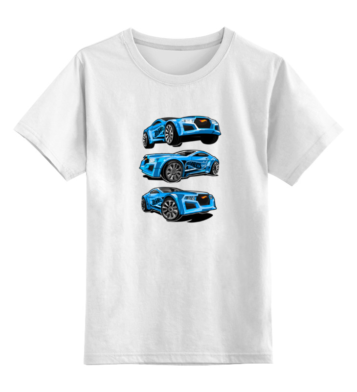 Фото - Детская футболка классическая унисекс Printio Гоночные машины майка классическая printio гоночные машины