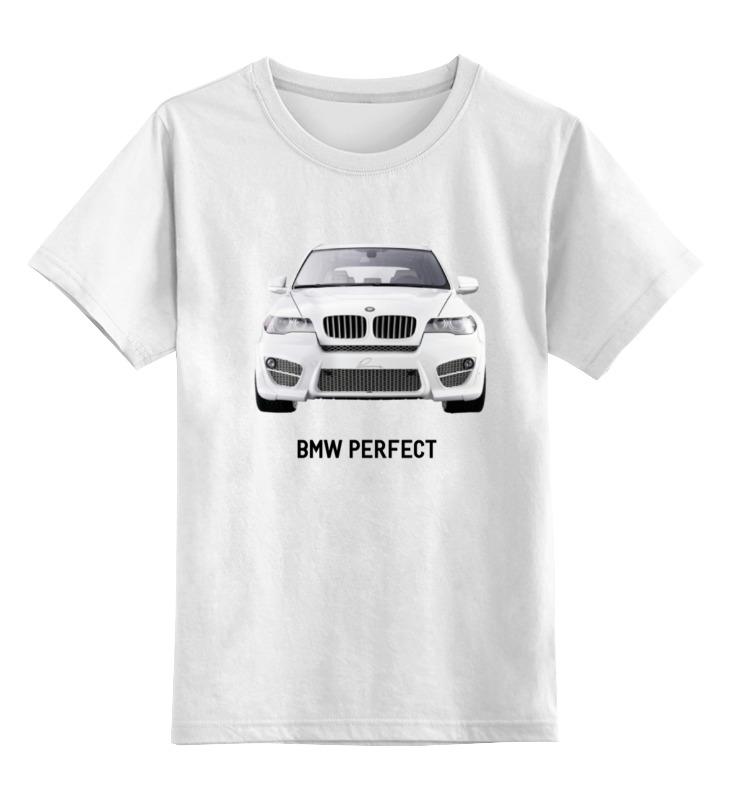 Детская футболка классическая унисекс Printio Bmw perfect футболка perfect j perfect j pe033ewaowy7 page 5
