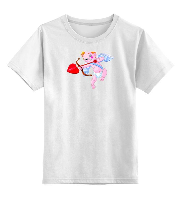 Printio Ангел детская футболка классическая унисекс printio ангел смерти