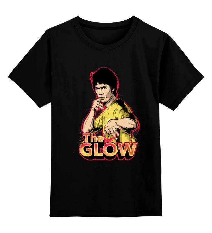 Printio Брюс ли (the glow) цена и фото