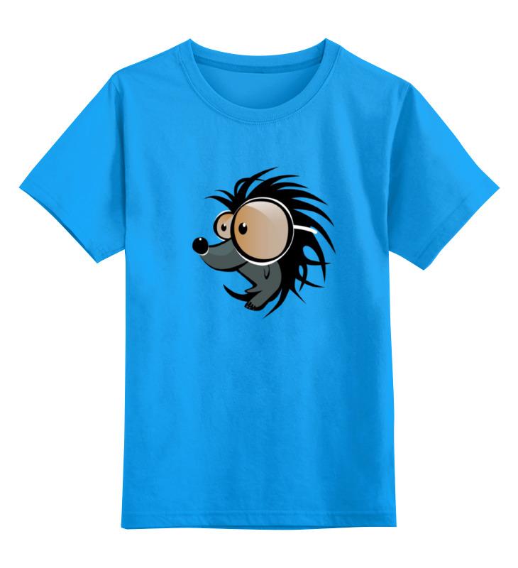 Printio Ёж животные детская футболка классическая унисекс printio ёж животные