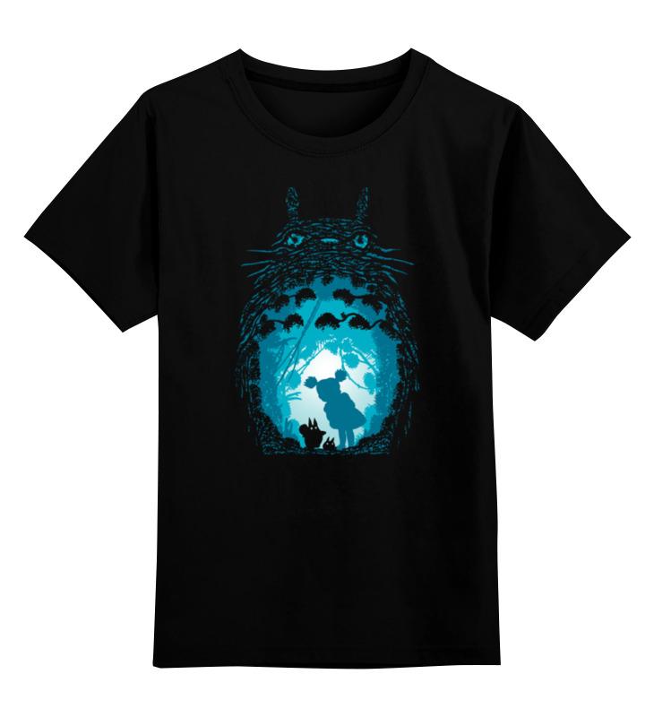 Детская футболка классическая унисекс Printio Лесные духи футболка классическая printio лесные духи