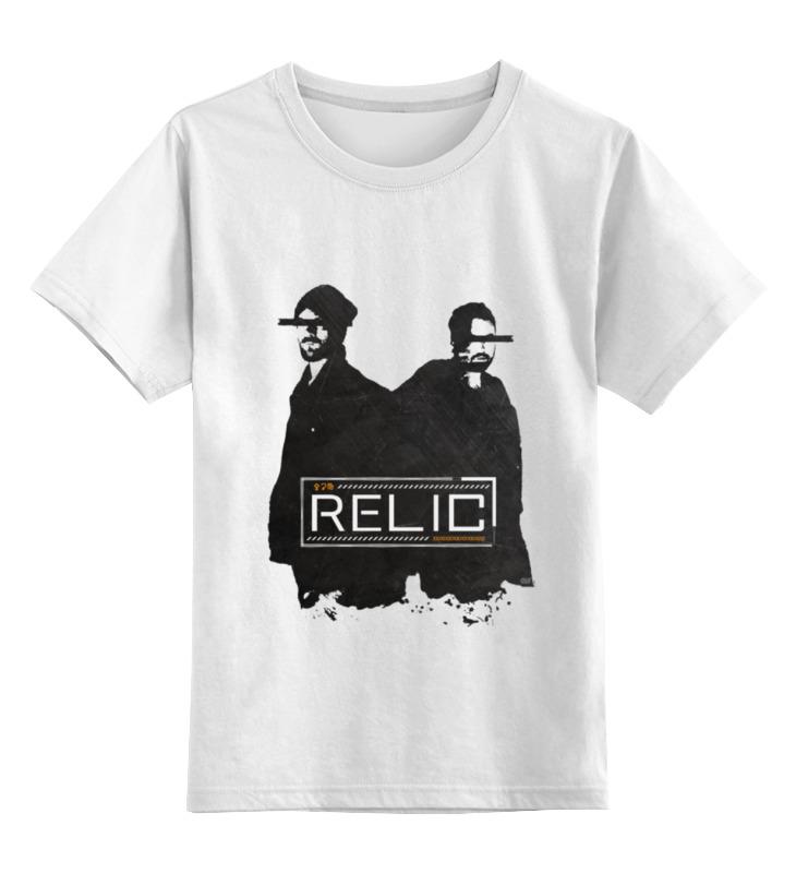 Детская футболка классическая унисекс Printio Relic цена 2017