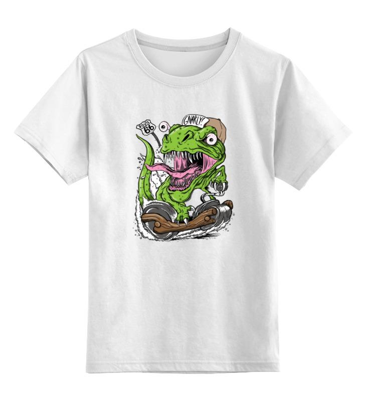 Детская футболка классическая унисекс Printio Дракончик зомби детская футболка классическая унисекс printio зомби