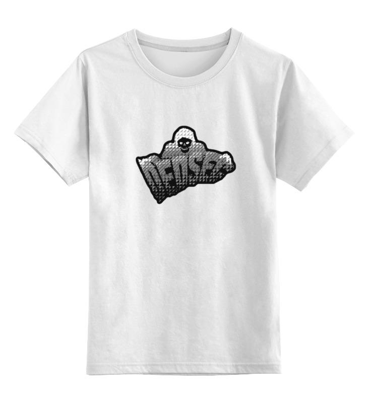 Детская футболка классическая унисекс Printio Dedsec футболка стрэйч printio dedsec