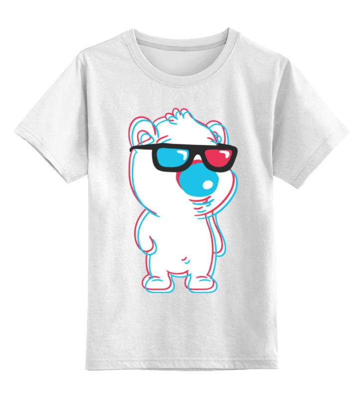 Printio Медведь 3d майка классическая printio медведь 3d
