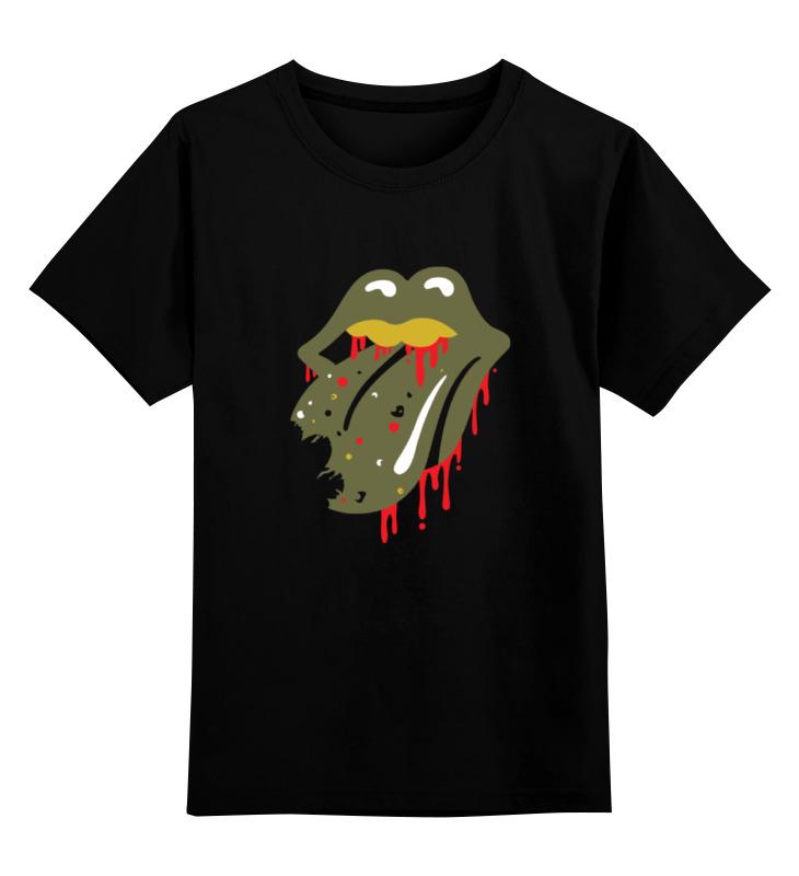 Детская футболка классическая унисекс Printio Walking dead x rolling stones детская футболка классическая унисекс printio the walking dead