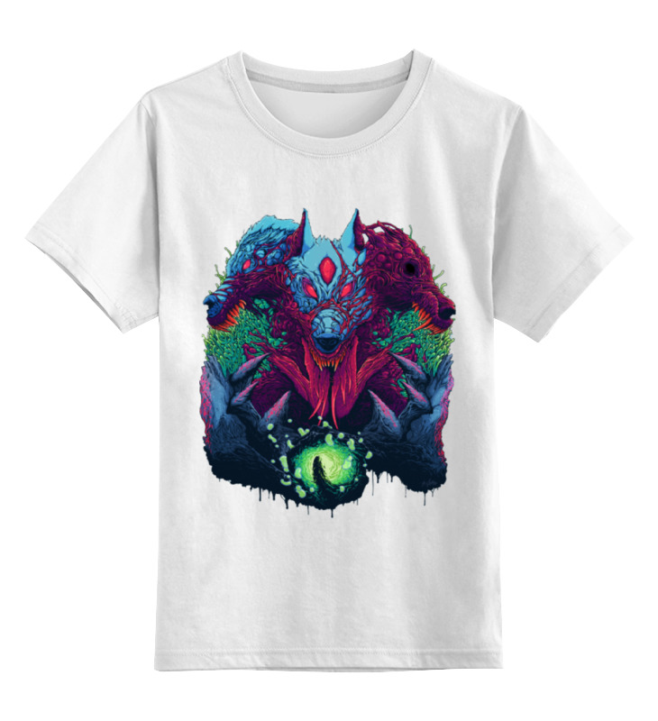 Printio Hyper beast футболка с полной запечаткой мужская printio hyper beast