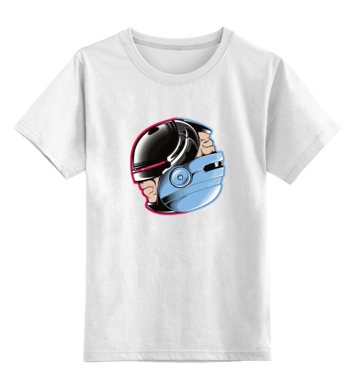Детская футболка классическая унисекс Printio Робокоп (robocop) cd сборник robocop