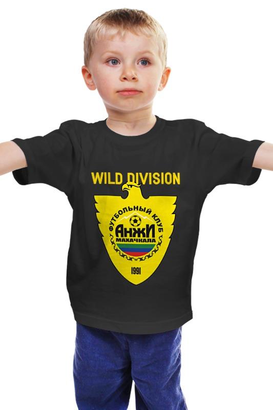 цена  Детская футболка классическая унисекс Printio Анжи  онлайн в 2017 году