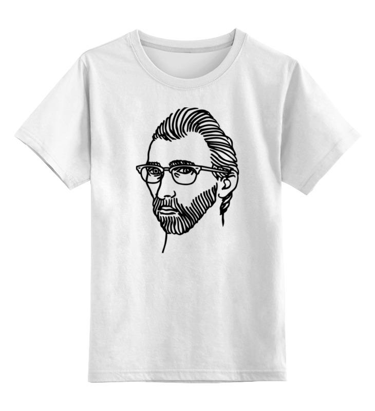 Детская футболка классическая унисекс Printio Винсент ван гог детская футболка классическая унисекс printio хлеб с маслом