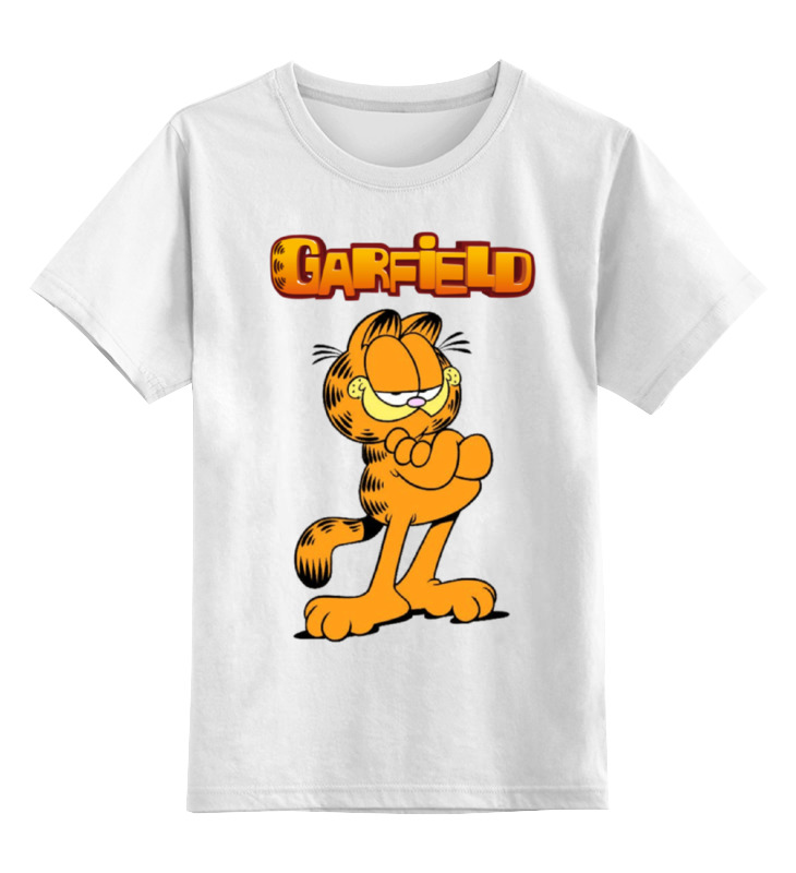 Фото - Printio Гарфилд детская футболка классическая унисекс printio самый любимый